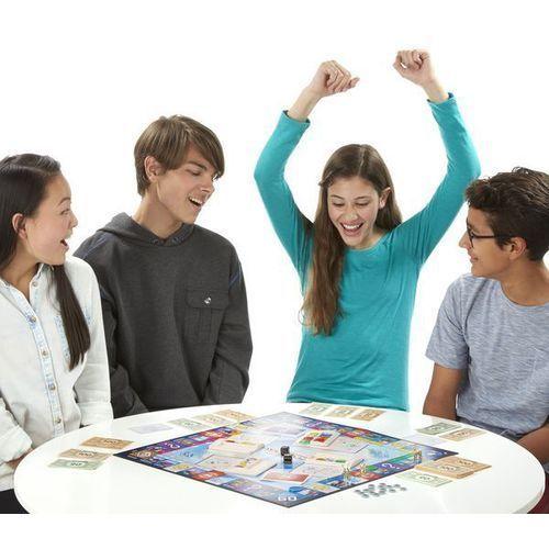 OKAZJA - Gra monopoly edycja świat marki Hasbro