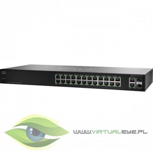 sg500x-24 switch l2 24x1gbe 4x10gb stack marki Cisco