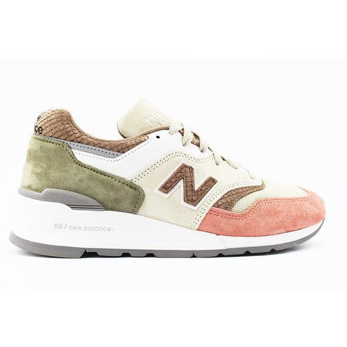 "Buty męskie  997 ""deser heat"" made in usa m997csu, New balance"