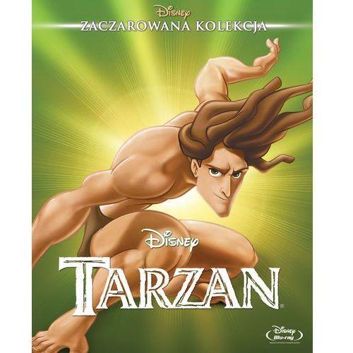 Tarzan (Blu-Ray) - Chris Buck, Kevin Lima DARMOWA DOSTAWA KIOSK RUCHU (7321917500692)