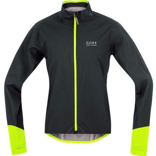 power gt as kurtka mężczyźni czarny l kurtki przeciwdeszczowe marki Gore bike wear