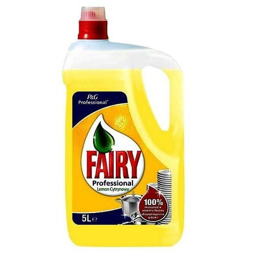 Płyn do naczyń professional lemon 5l marki Fairy