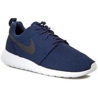 Buty NIKE - Rosherun 511881 405 Midnight Navy/Black/White, 40.5-45.5