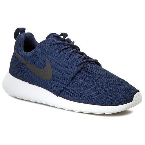 Buty NIKE - Rosherun 511881 405 Midnight Navy/Black/White, 41-45
