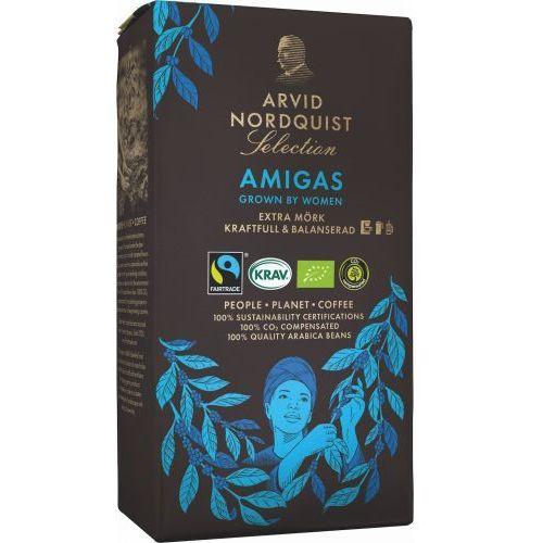 - eko - amigas extra dark - kawa mielona - 450g marki Arvid nordquist