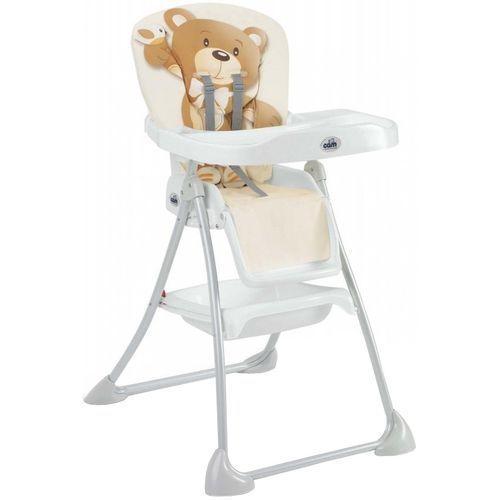 CAM Krzesełko do karmienia Mini Plus – miś, C-S45014