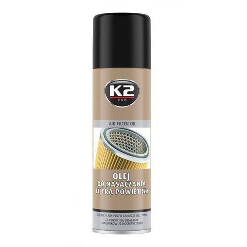 Olej do nasączania filtra powietrza K2 500 ml aerozol