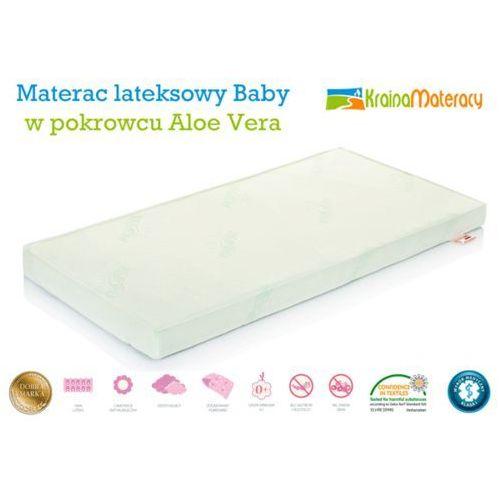 MATERAC LATEKSOWY HEVEA BABY ALOE VERA 120x60 - produkt z kategorii- Materace dziecięce