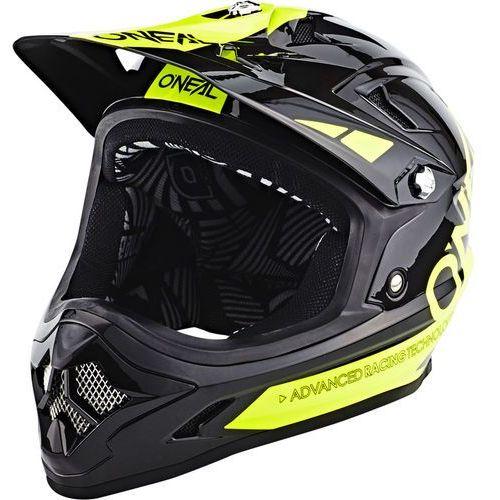 Oneal backflip rl2 bungarra kask rowerowy czarny 55-56 cm 2018 kaski rowerowe (4046068486659)