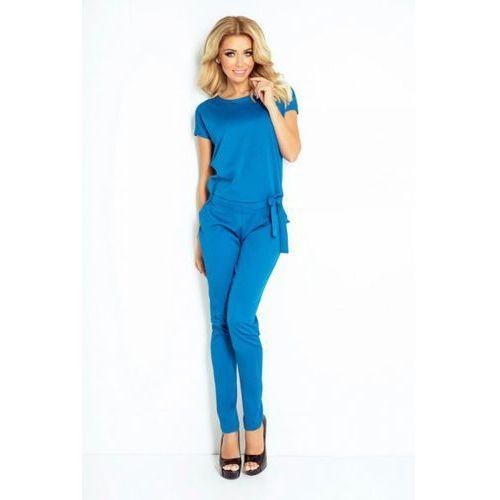 Kombinezon Damski Model 120-9 Jeans Blue