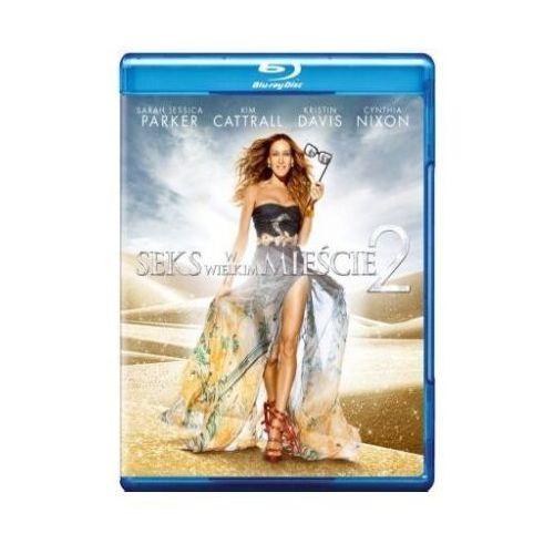 Seks w wielkim mieście 2 (bd+dvd) combo - Zakupy powyżej 60zł dostarczamy gratis, szczegóły w sklepie
