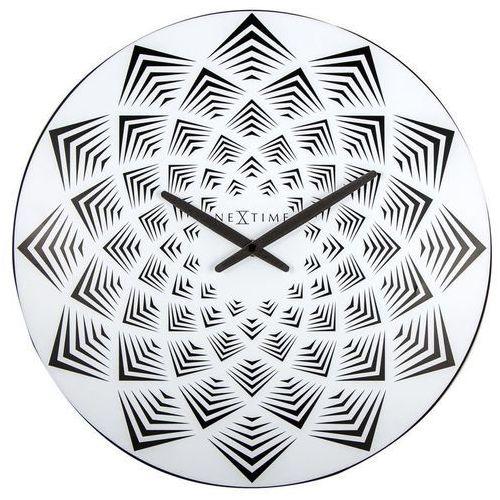 NeXtime - Zegar ścienny Bloom