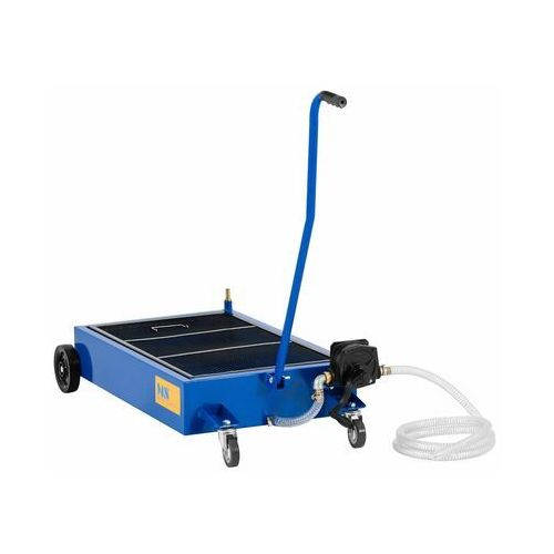 mobilna zlewarka do oleju - 65 l - ręczna pompa msw-wot-56 - 3 lata gwarancji marki Msw