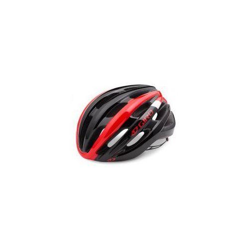 Giro Kask szosowy foray integrated mips bright red black roz. l (59-63 cm) (new)