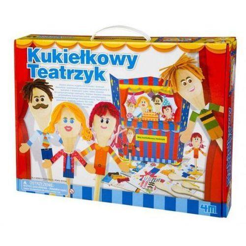 4M Zestaw kreatywny Kukiełkowy Teatrzyk, kup u jednego z partnerów