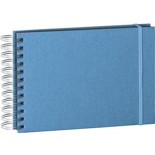 Semikolon Album na zdjęcia uni mini mucho czarne karty niebiański błękit