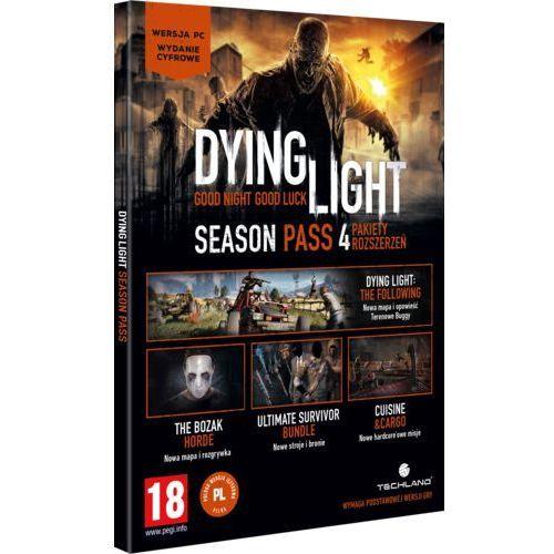Dying Light Season Pass (PC). Najniższe ceny, najlepsze promocje w sklepach, opinie.