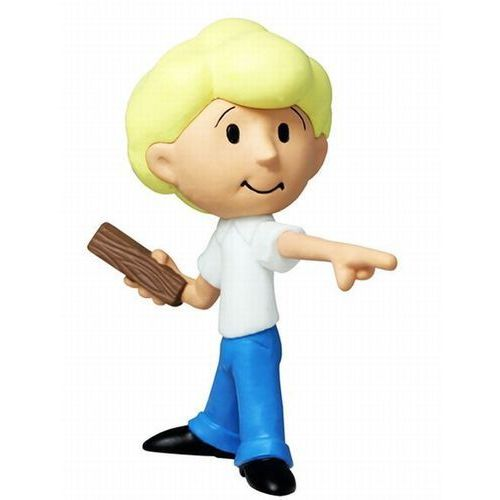 Tisso-toys marcin banach Figurka chłopiec (reksio).nr 11014