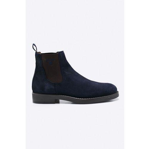 - buty wysokie marki Gant