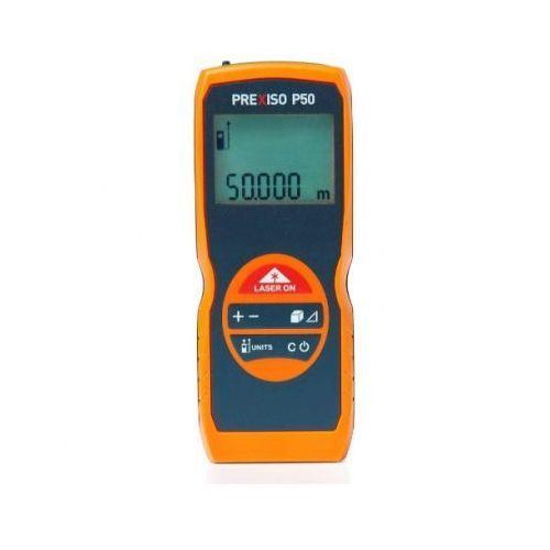 Dalmierz laserowy PREXISO P50