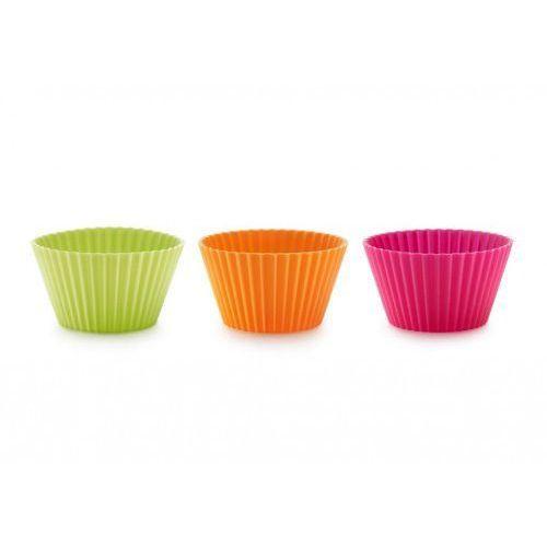 Foremki do muffinów CELEBRATE - 6 szt. Lekue, 0240100SURM033