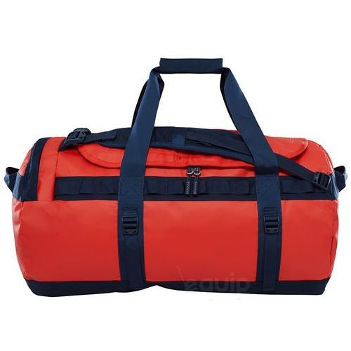 Torba podróżna base camp duffel m ne - poinciana orange marki The north face