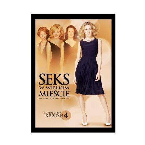 Seks w wielkim mieście - sezon 4 - Allison Anders, Martha Coolidge, towar z kategorii: Filmy obyczajowe