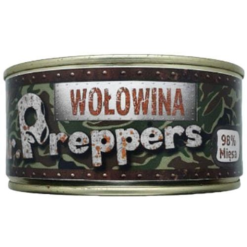 Mr. preppers Wołowina 300 g (5907637955824)