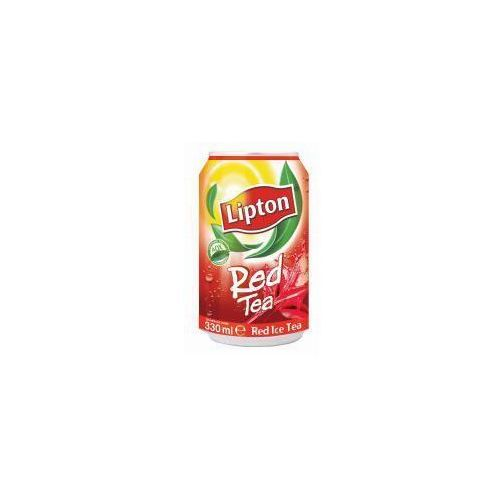 Pepsi Napój niegazowany lipton ice tea red 330 ml