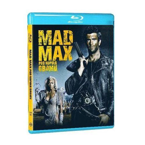 Mad max 3. pod kopułą gromu (blu-ray) - darmowa dostawa kiosk ruchu marki George miller