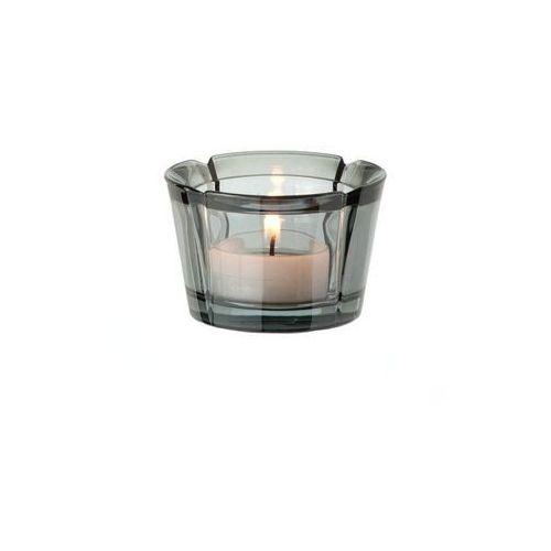 Rosendahl - szklany świecznik, szary
