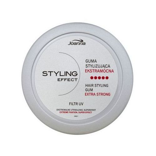 Joanna Styling Effect Guma stylizująca ekstramocna 100 g (5901018012151)