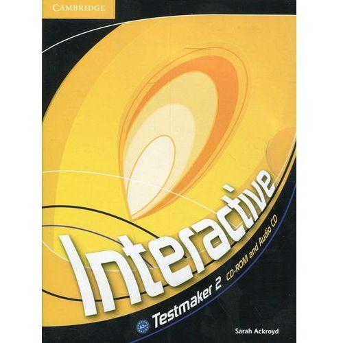 Interactive 2 Testmaker CD-ROM i CD, Sarah Ackroyd