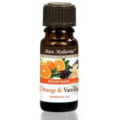 Olejek zapachowy 12 ml - pomarańcza i wanilia
