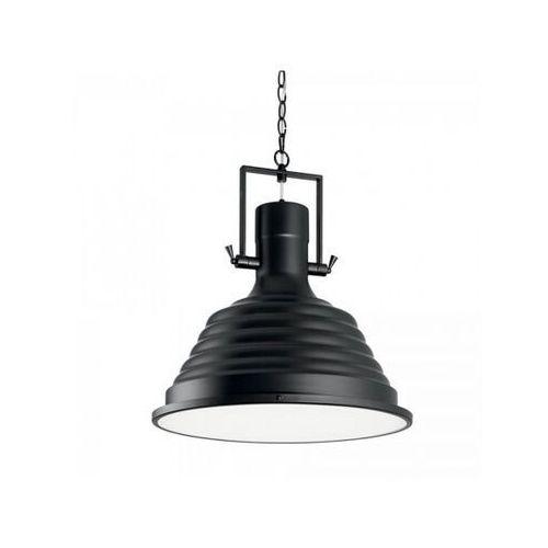 Lampa wisząca FISHERMAN SP1 D48 NERO, kolor Czarny