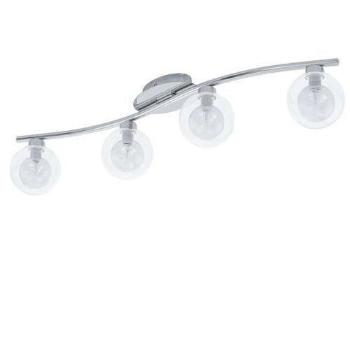 Eglo 31421 - Oświetlenie punktowe ROSARNO 4xG9/33W/230V