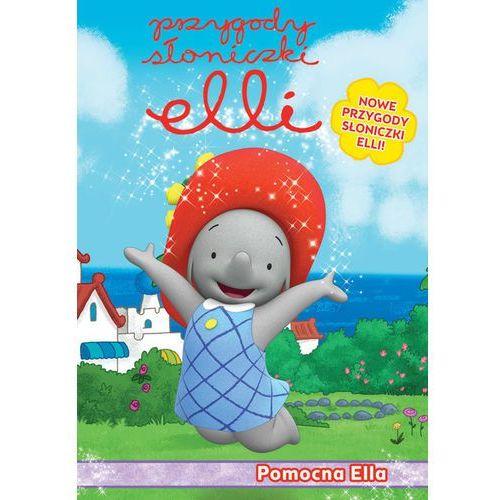 Przygody Słoniczki Elli. Pomocna Ella, 74643803317DV (4642438)