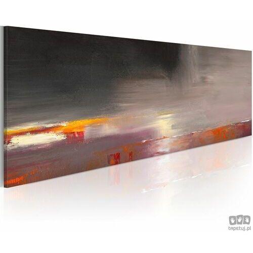Obraz ręcznie malowany morze we mgle marki Artgeist