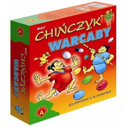 OKAZJA - Chińczyk Warcaby maxi