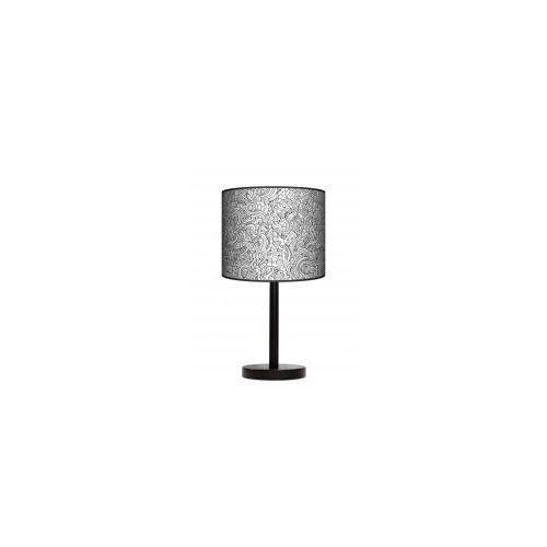 Lampa stojąca duża - Domki, 5297