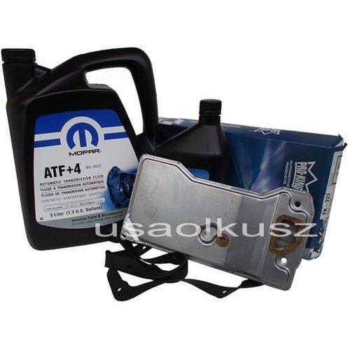 Mopar Olej atf+4 oraz filtr skrzyni biegów aw4 jeep cherokee xj -2001