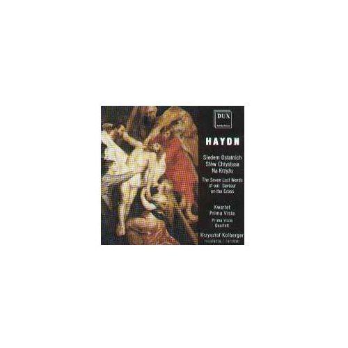 Haydn. siedem ostatnich słów chrystusa na krzyżu. wyprodukowany przez Dux recording producers