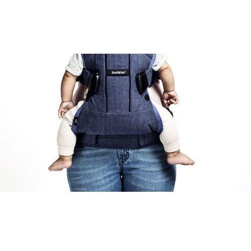 Babybjorn  one, nosidełko ergonomiczne, niebieskie (7317680930934)