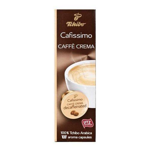 Tchibo Kapsułka  cafissimo caffe crema decaffeinated 10 szt.