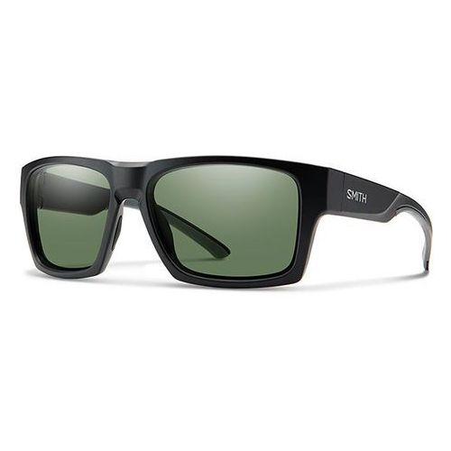 Okulary słoneczne outlier xl 2 polarized 003/l7 marki Smith