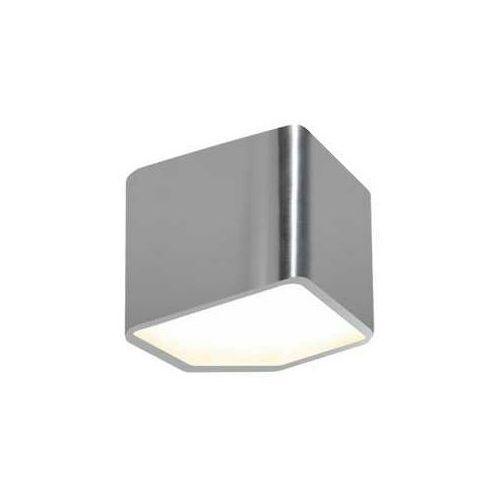 Spot light Kinkiet lampa oprawa ścienna britop lighting space 1x5w led chrom / biały 1120128 (5901289719964)