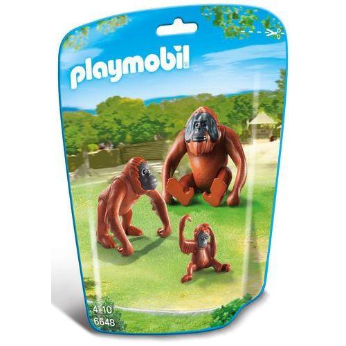 Playmobil CITY LIFE Dwa orangutany z młodym 6648 - BEZPŁATNY ODBIÓR: WROCŁAW!
