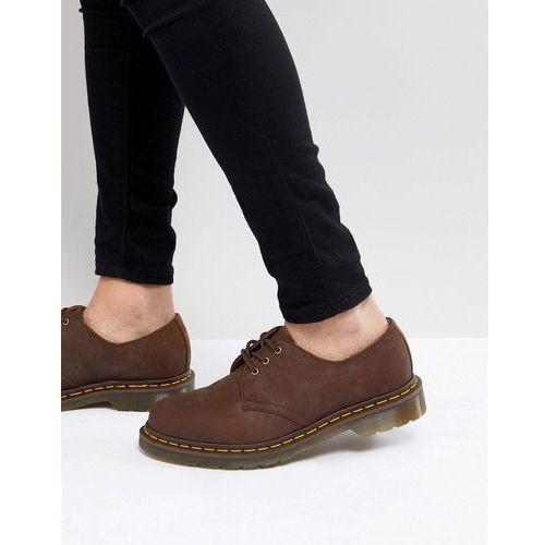 Dr Martens original 3-eye shoes in brown 11838201 - Brown