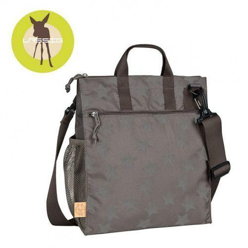 casual label torba do wózka reflective star slate marki Lassig