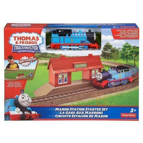 Mattel fisher price pracowity dzień tomka. trackmaster
